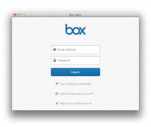 Box cloud storage – Robert Setiadi Website